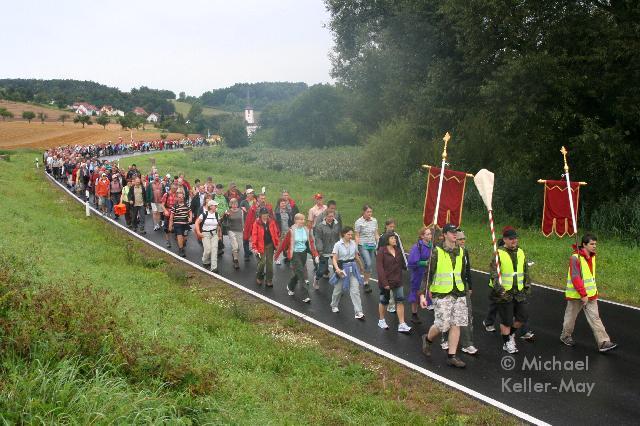 Impressionen der Wallfahrt 2009