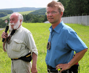 Wolfgang Netrval und Josef Forstner