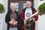 Urban Pfaff und Helmut Fenn